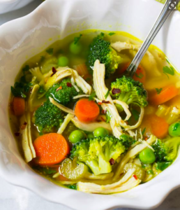 Chicken Detox Soup