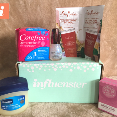 Review Products For Free With Influenster