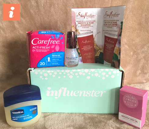 Influenster Voxbox subscription