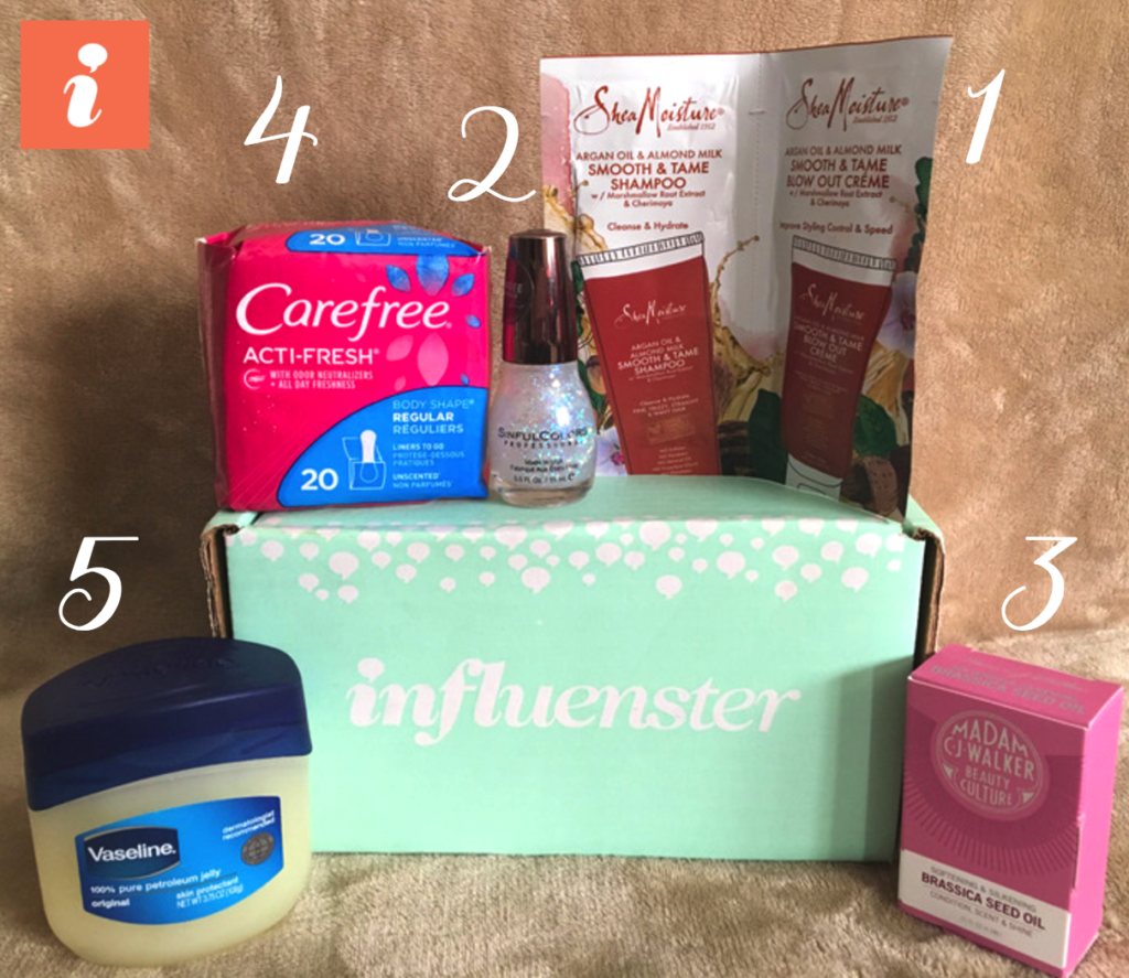 Influenster VoxBox Review – Fierce