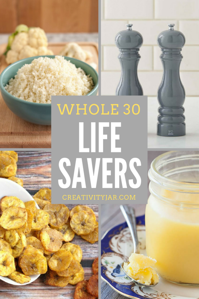 Whole30 Lifesavers