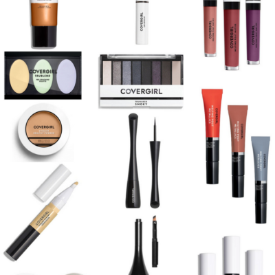 New Covergirl Launches & Rebrand