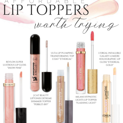Affordable Lip Toppers Worth Trying