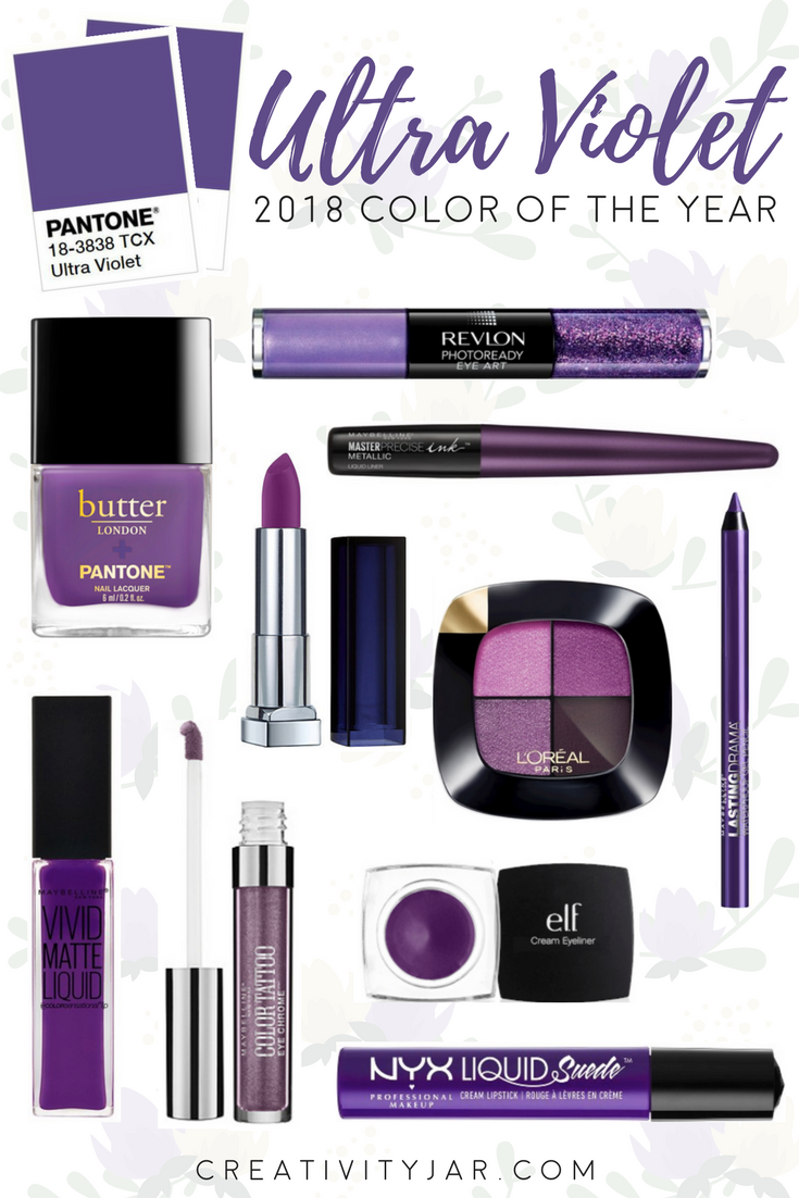 Ultra Violet Drugstore Beauty Picks