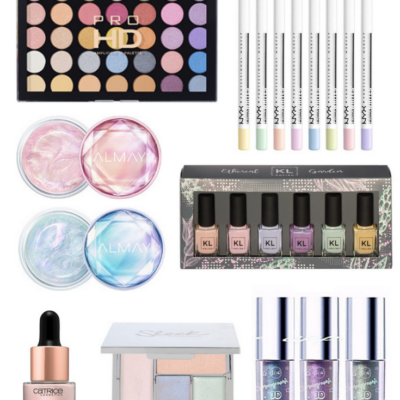 Affordable Pastel Makeup For Spring