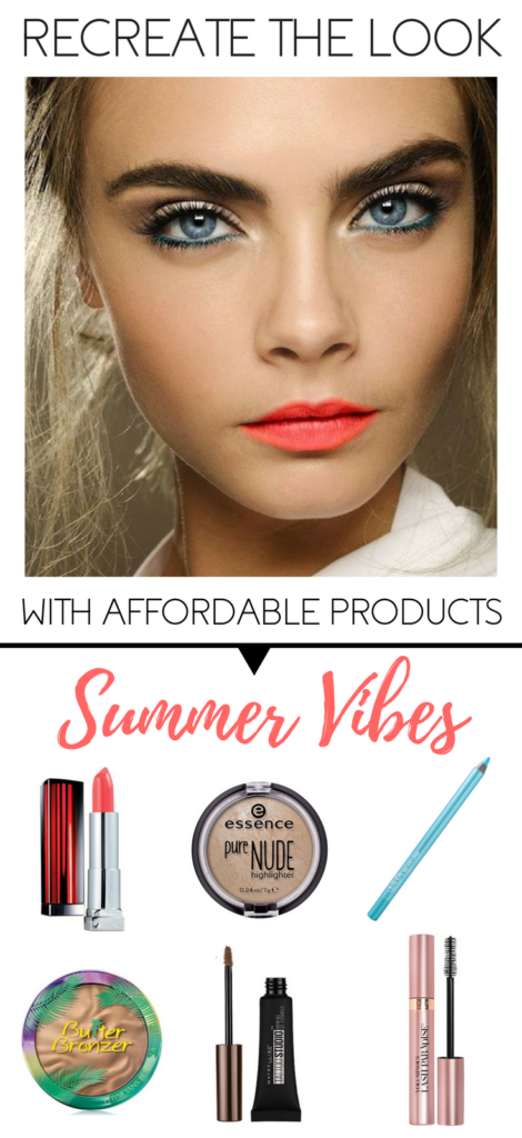 Recreate The Look: Summer Vibes