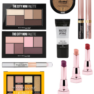 New Drugstore Makeup On Amazon Spring 2018