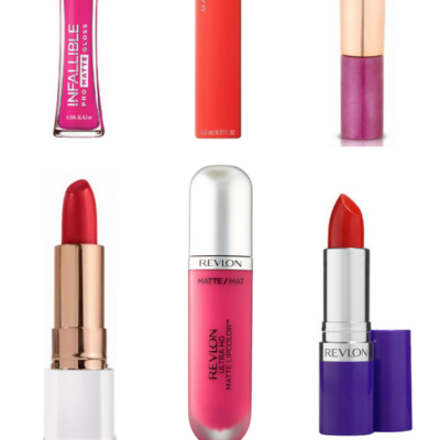 Affordable Bold Summer Lips