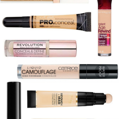 Top Ten Affordable Concealers