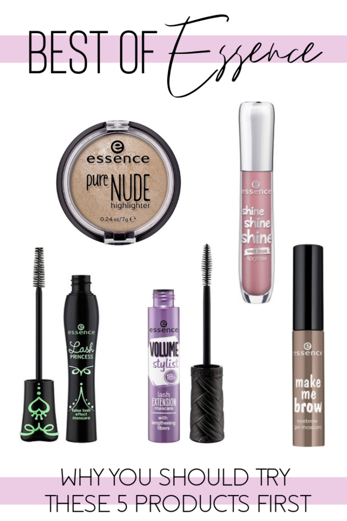 5 Best Beauty Products From Essence