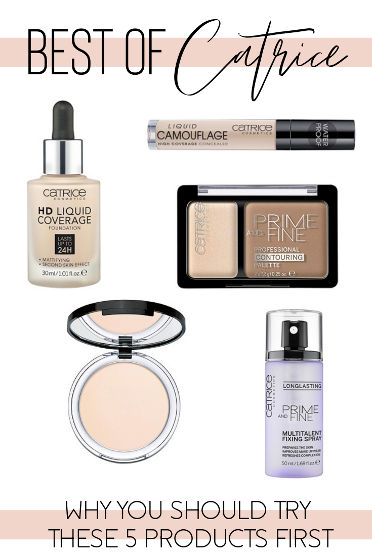 5 Best Beauty Products From Catrice