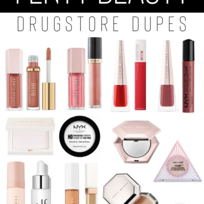 Best Selling Fenty Beauty Drugstore Dupes