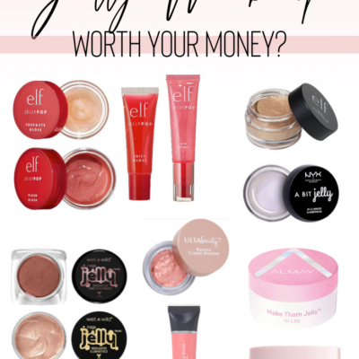 Drugstore Jelly Makeup Worth Your Money?