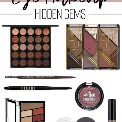 Affordable And Underrated Eye Makeup Hidden Gems