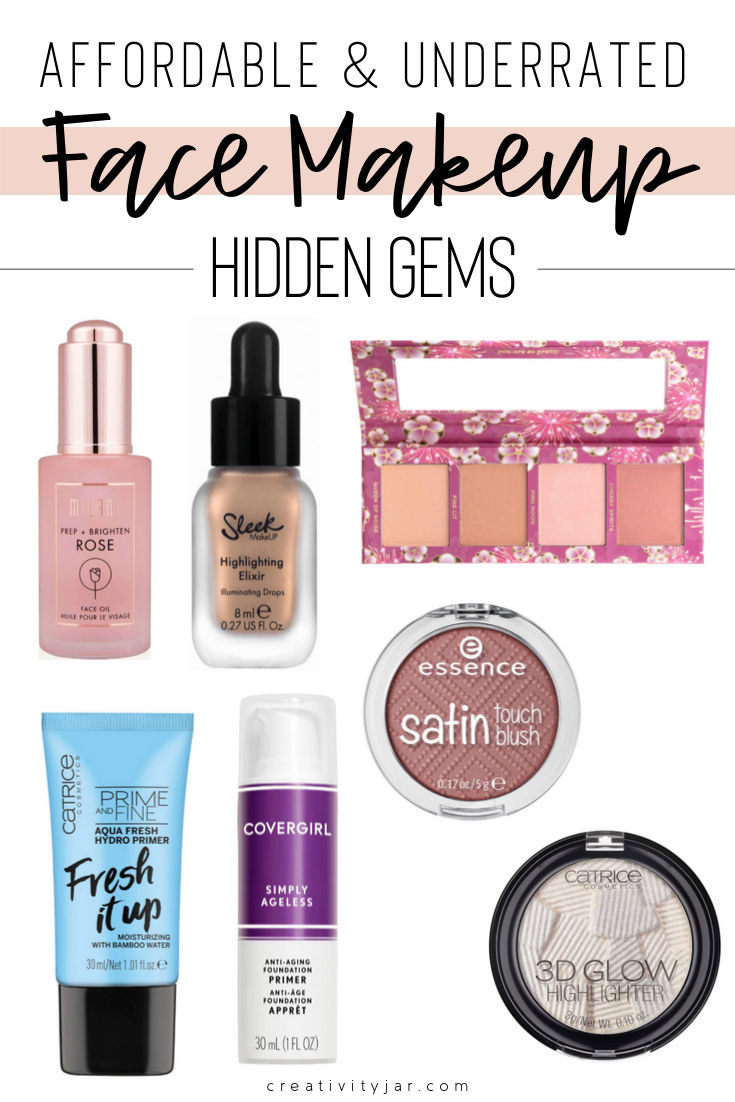 Affordable And Underrated Face Makeup Hidden Gems