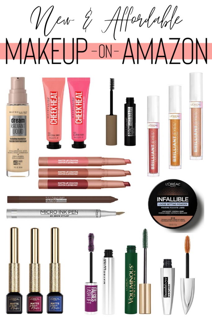 New Affordable Makeup On Amazon