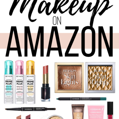 New Affordable Makeup On Amazon Winter 2019