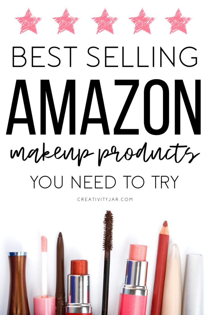 Best Selling Amazon Makeup Products