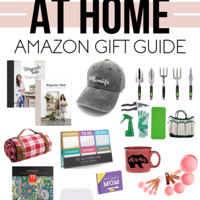 Mother's Day At Home Amazon Gift Guide