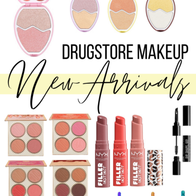 New Drugstore Makeup April 2020