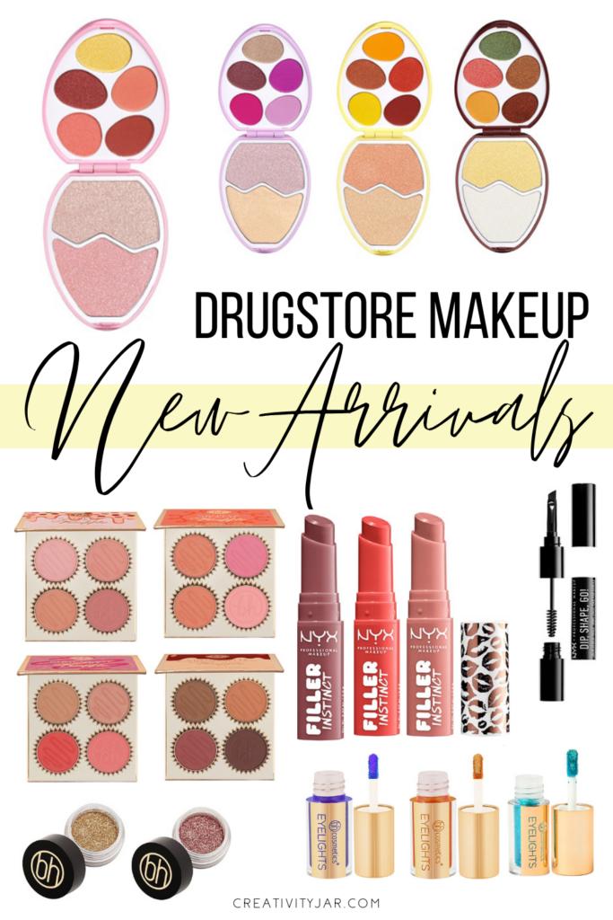 New Drugstore Makeup April 2020