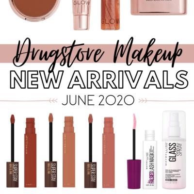 New Drugstore Makeup June 2020