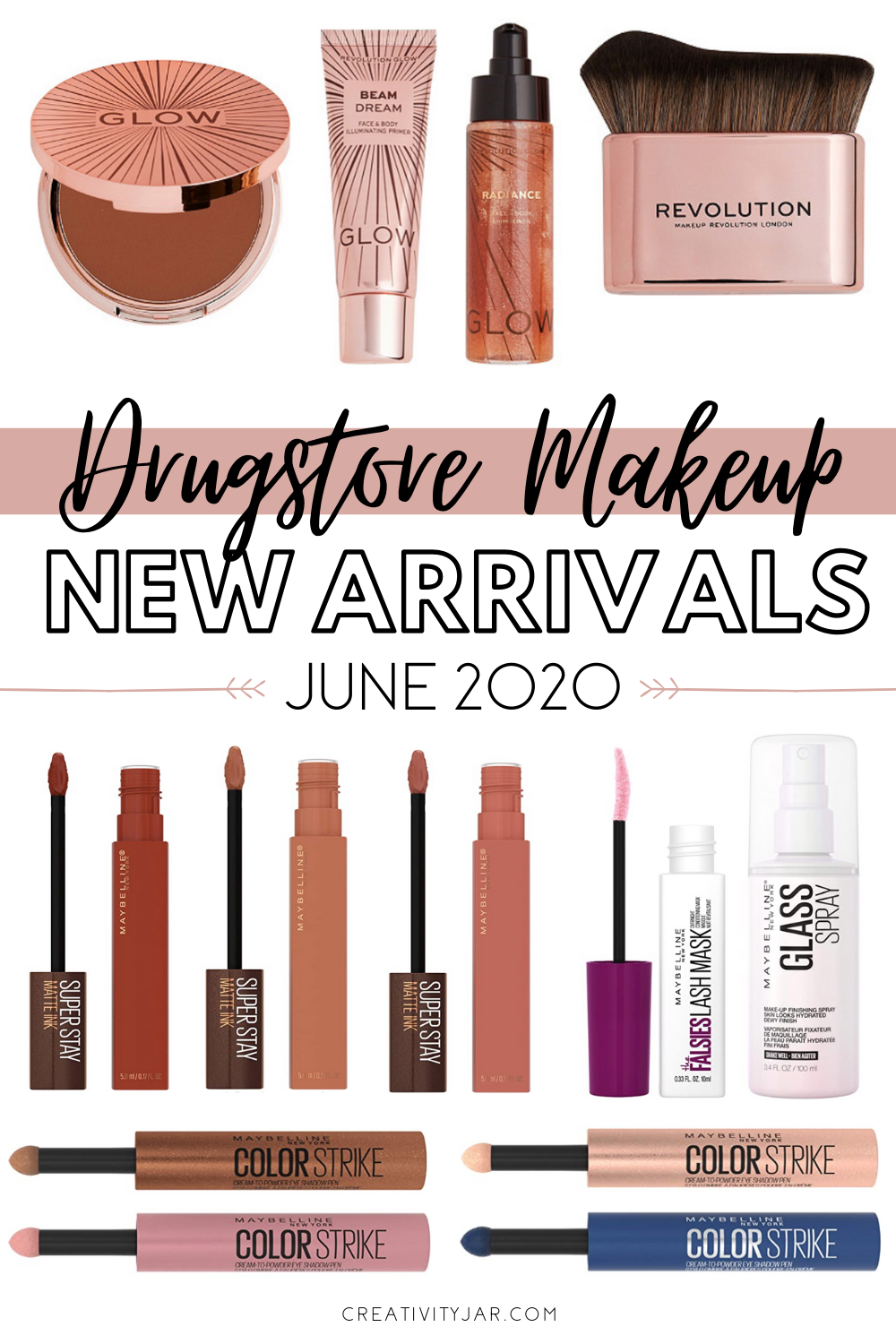 New Drugstore Makeup June 2020