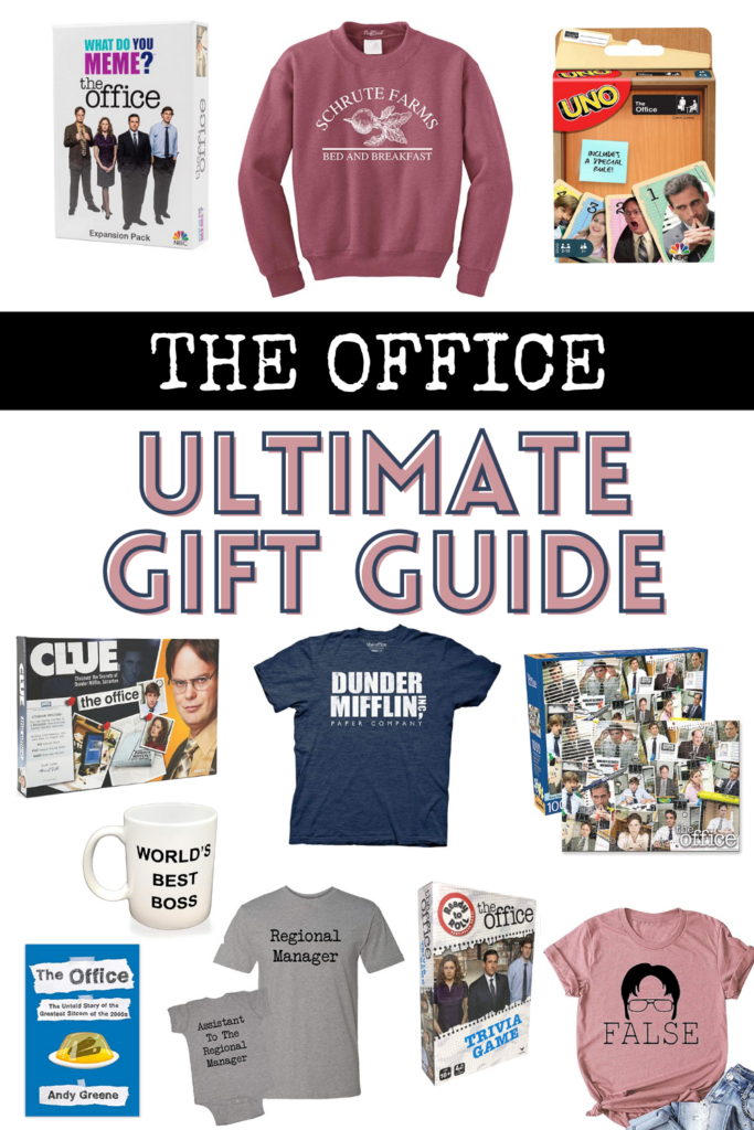 The Office Ultimate Gift Guide