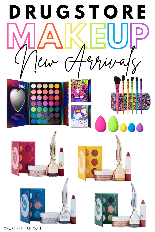 New Drugstore Makeup December 2020