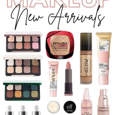 New Drugstore Makeup November 2020
