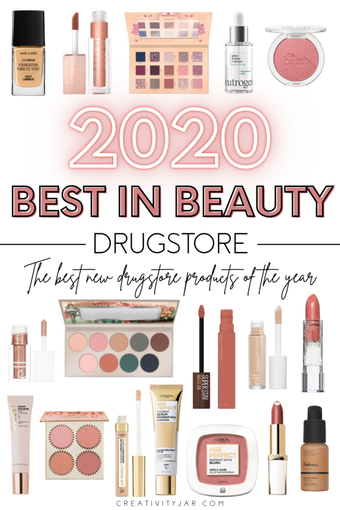 The Best New Drugstore Beauty Products Of The Year